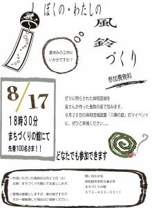 風鈴ポスター2